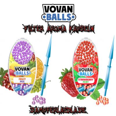 Vovan Balls, die Innovative für den Extra Kick -