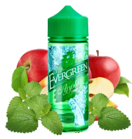 Evergreen Appel Mint 30ml Aroma longfill