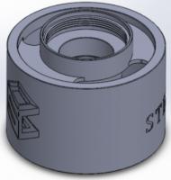Steamcrave Aromamizer Plus V2 8ml Extension Kit SS