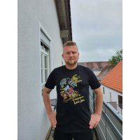 Volle Fresse Kirschlolli Shirt by Lädla Juice