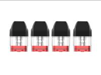 Uwell Caliburn Ersatz Pod 2,0ml - inkl. Coil 1,4 Ohm 4 Stk.