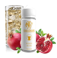 Checkmate WHITE ROOK 10ml Aroma longfill