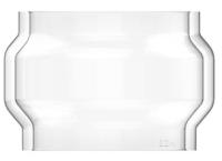 Ersatzglas Bubble Crown V 5ml