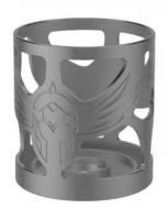 Brunhilde Frame Shield Gunmetal