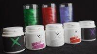 X Schischa Candy Colour Silver 50g
