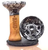 Oblako Phunnel M - Glazed Marble Black