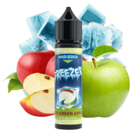 Freezer Red Green Appel 12ml Aroma longfill