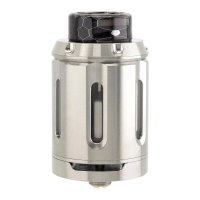 Squid Industries Peace Maker XL 28mm Dual oil RTA Silber...