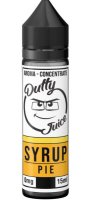 Dutty Juice Syrup Pie 15ml Aroma Longfill