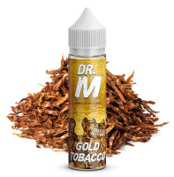 Dr. M Gold Tabacco 15ml Aroma Longfill