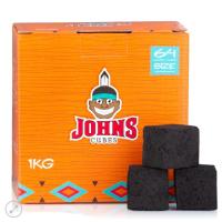 Johns Cubes 26er – 1kg Kohle
